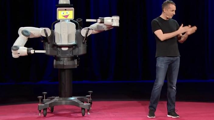 可能是迄今最好的机器人演示