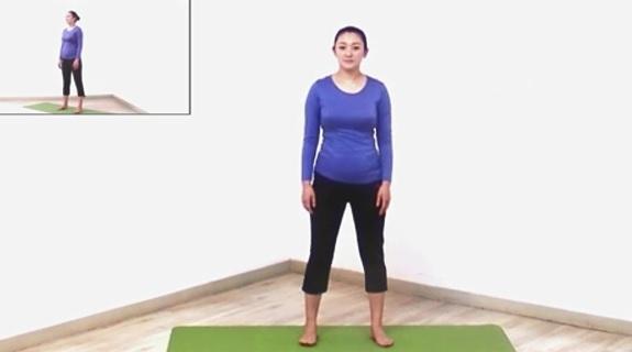 孕早期瑜伽