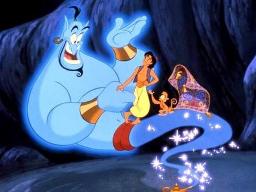 世界著名童话故事:阿拉丁和神灯