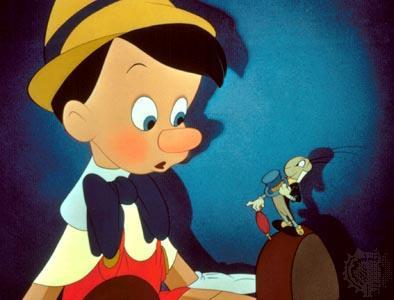世界著名童话故事:皮诺曹