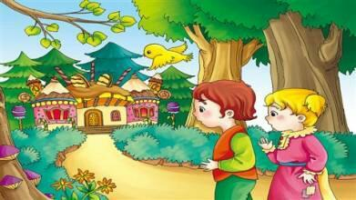 世界著名童话故事:糖果屋历险记