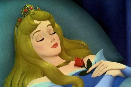 音乐童话绘本:睡美人
