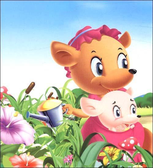 小袋鼠亲子童话